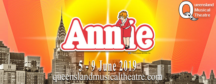 Annie - Schonell Theatre, University of Queensland - Tickets