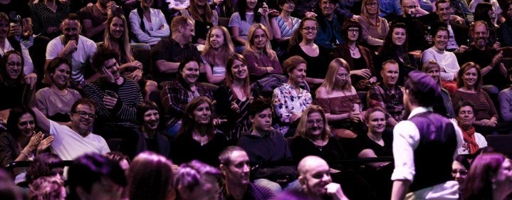 Australian Poetry Slam: 2019 Queensland Final - Judith Wright Centre of Contemporary Arts - Tickets
