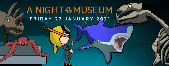 A Night at the Museum - Queensland Museum - Tickets