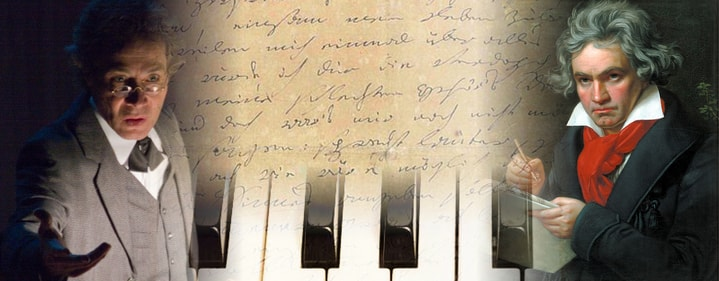 Beethoven's Letters - QUT Gardens Theatre - Tickets