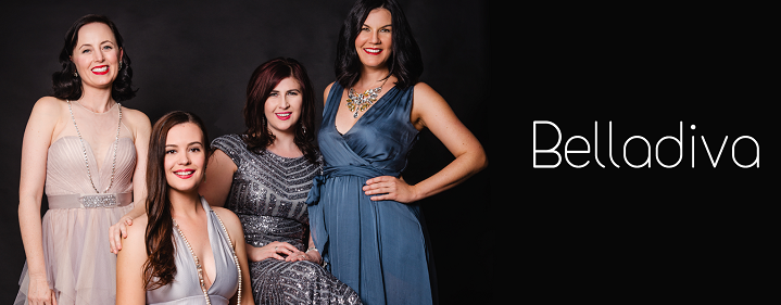 Belladiva - Gympie Civic Centre, Gympie - Tickets