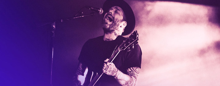 City and Colour - Brisbane Riverstage - Tickets