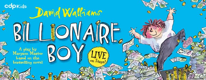 Billionaire Boy - QUT Gardens Theatre - Tickets