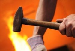 Blacksmithing Teens