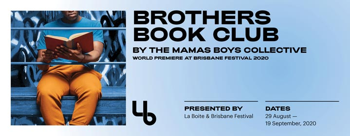 Brothers Book Club - Roundhouse Theatre - Tickets