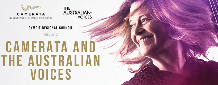 Camerata and The Australian Voices - Gympie Civic Centre, Gympie - Tickets