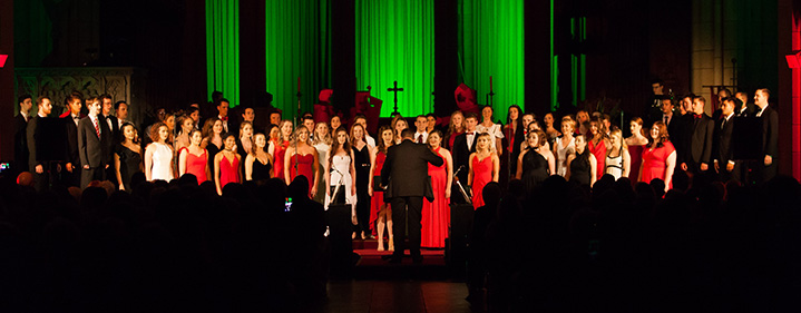 Celebrating A Musical Christmas - St John's Cathedral - Tickets