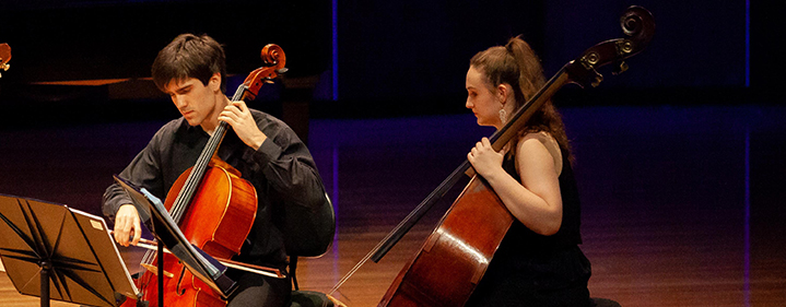 Chamber Music: Side By Side - Conservatorium Theatre, Queensland Conservatorium Griffith University - Tickets