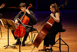 Chamber Music: Side By Side