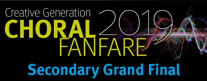 Choral Fanfare 2019 Secondary State Grand Final - Conservatorium Theatre, Queensland Conservatorium Griffith University - Tickets