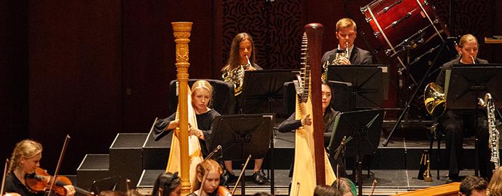 Conservatorium Symphony Orchestra: Concerto Festival - Conservatorium Theatre, Queensland Conservatorium Griffith University - Tickets