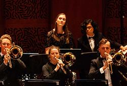 Conservatorium Wind Orchestra: Wind Dances