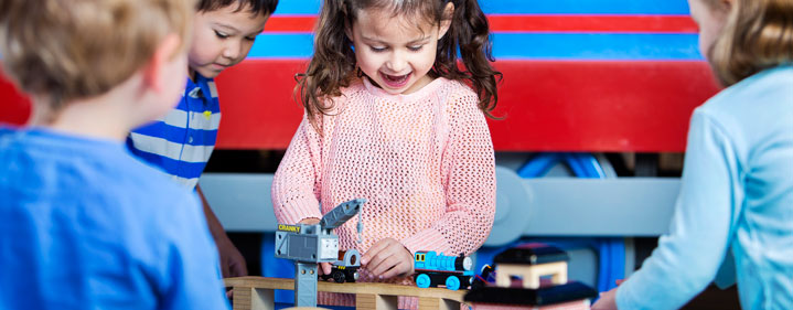 Day Out With Thomas - The Workshops Rail Museum, North Ipswich - Tickets