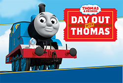 A Day Out with Thomas Sensory Friendly Session