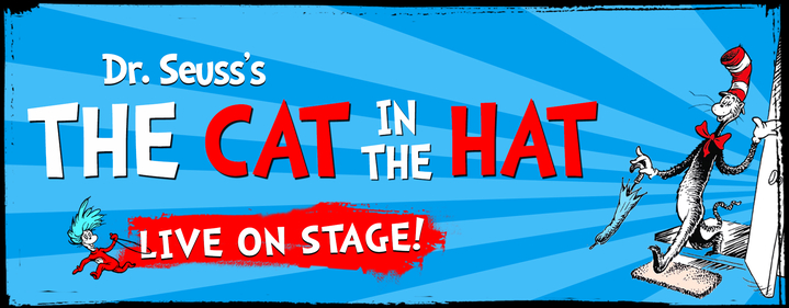Dr Seuss's The Cat in the Hat - QUT Gardens Theatre - Tickets