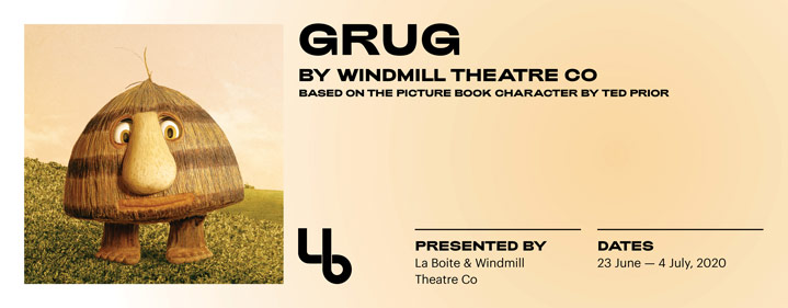 Grug - Roundhouse Theatre - Tickets