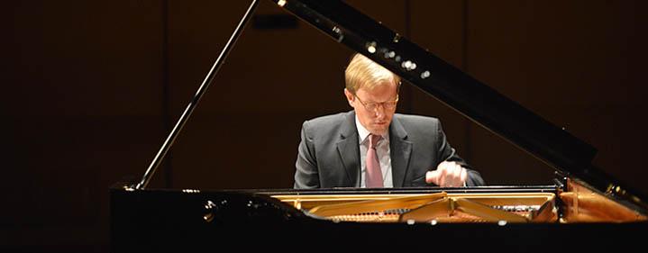 Jan Jiracek von Arnim in Recital - Conservatorium Theatre, Queensland Conservatorium Griffith University - Tickets