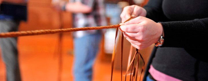 Leatherplaiting - Cobb+Co Museum, Toowoomba - Tickets