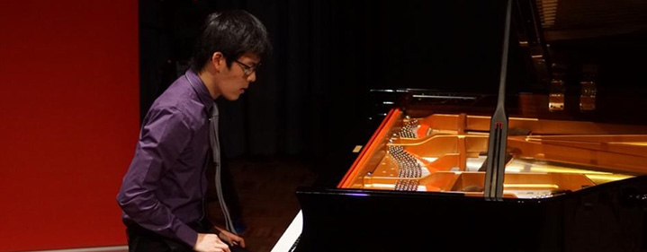 Lev Vlassenko Piano Competition Performance Round 3, Day 2 - Conservatorium Theatre, Queensland Conservatorium Griffith University - Tickets