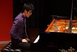 Lev Vlassenko Piano Competition Performance Round 2, Day 2