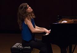 Lev Vlassenko Piano Competition Performance Round 2, Day 1