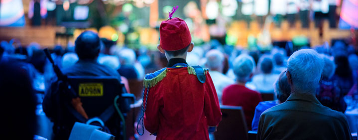 Lord Mayor's Seniors Christmas Parties - City Hall Auditorium, King George Square, Brisbane - Tickets