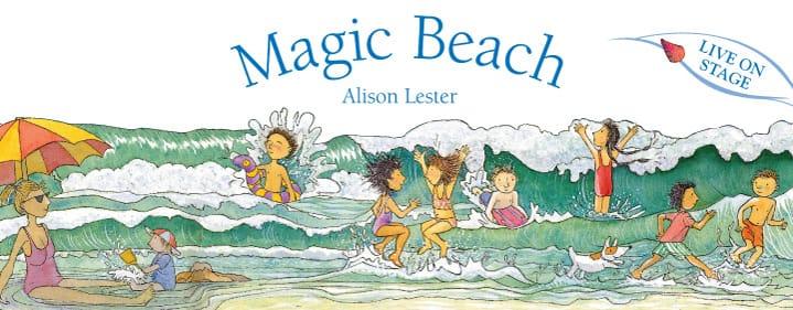 Magic Beach - QUT Gardens Theatre - Tickets