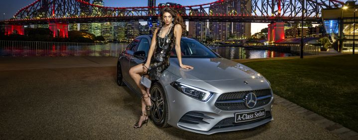 Mercedes-Benz Group Show 1 2019 - Howard's Hall, Howard Smith Wharves - Tickets