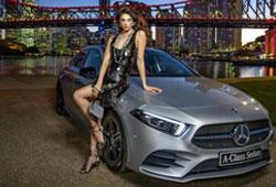 Mercedes-Benz Fashion Festival Sunset Launch Party 2019
