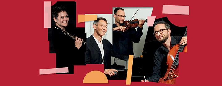Eggner Trio & Diana Doherty - Conservatorium Theatre, Queensland Conservatorium Griffith University - Tickets