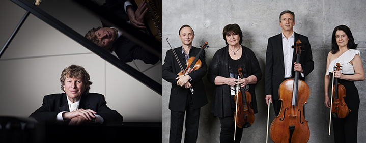 Goldner String Quartet & Piers Lane - Conservatorium Theatre, Queensland Conservatorium Griffith University - Tickets