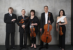 Goldner String Quartet & Piers Lane