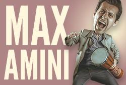 Max Amini Live in Brisbane