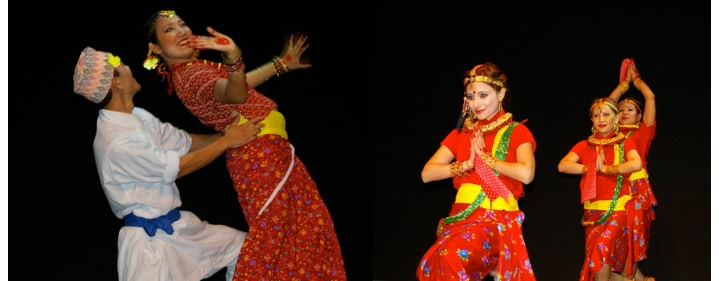 Nepalese Dance Competition 2019 Final Round - QUT Gardens Theatre - Tickets