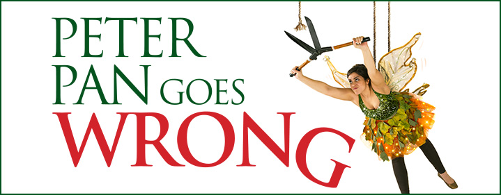 Peter Pan Goes Wrong - Conservatorium Theatre, Queensland Conservatorium Griffith University, South Bank - Tickets