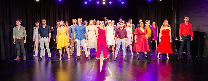 Class of 2021 Acting and Musical Theatre Showcase - Burke Street Studios, Woolloongabba - Tickets