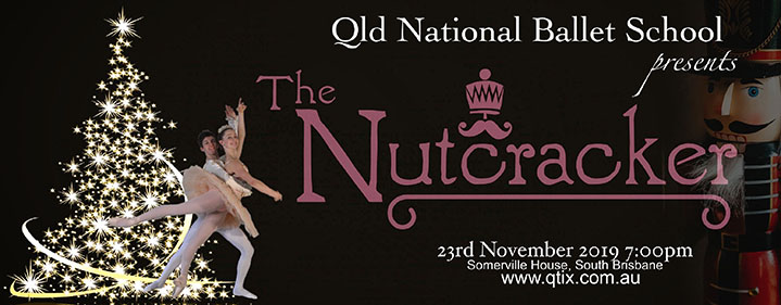 The Nutcracker - Somerville House - Tickets