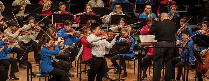 Queensland Youth Symphony - String Sensations - Old Museum Concert Hall - Tickets