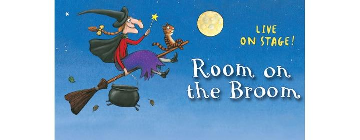 Room On The Broom - QUT Gardens Theatre - Tickets