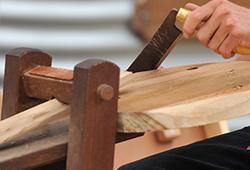 Rustic Furniture - Shaving Horse