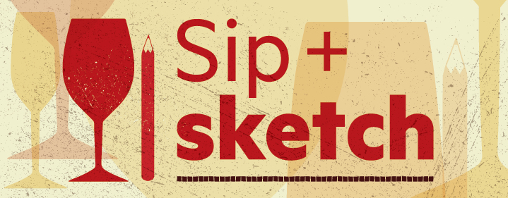 Sip + Sketch: Roman Life Drawing - Cobb+Co Museum, Toowoomba - Tickets