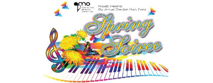 Spring Soiree 2019 - Ian Hanger Recital Hall - Tickets