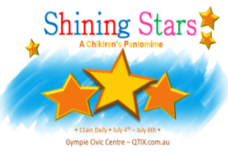 Shining Stars - A Children's Pantomime