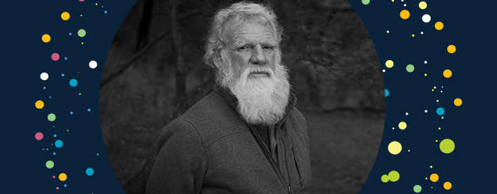 Talking Ideas: LIVESTREAM of Narelle Oliver Lecture with Bruce Pascoe - slq Auditorium 2, State Library of Queensland - Tickets