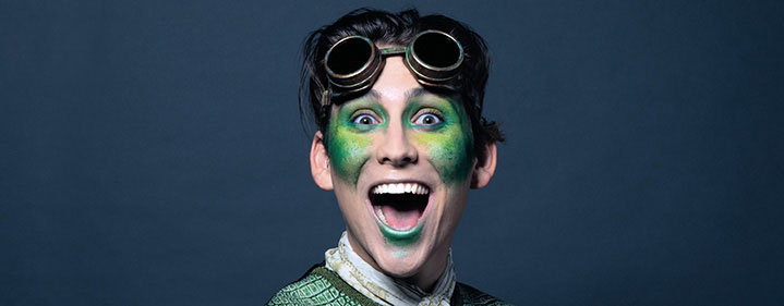 The Frog Prince - Opera Queensland Studio - Tickets