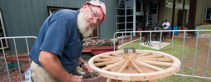 Wheelwrighting  - Cobb+Co Museum, Toowoomba - Tickets