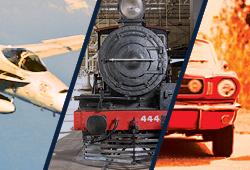 Planes, Trains & Autos
