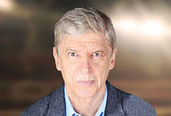 A Live Stream with Arsene Wenger