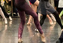 Bolshoi Ballet Masterclass #2