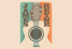 James Reyne: In Case You Missed It